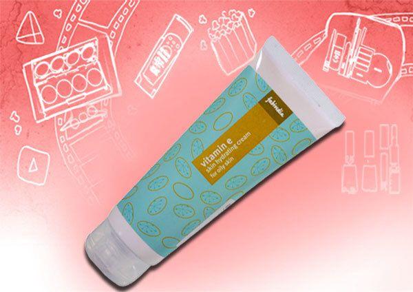 Fabindia vitamina e creme hidratante da pele para pele oleosa