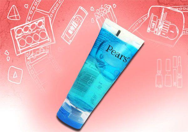 Peras frescas e limpeza suave Face Wash