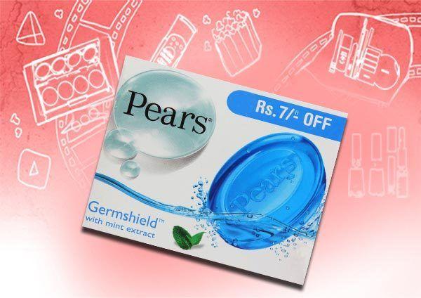 Pears Soap Escudo Germ