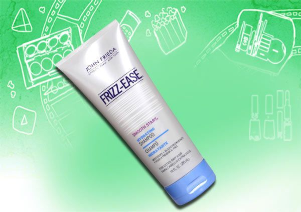 John Frieda facilidade frizz india shampoo