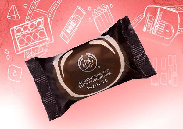 corpo sabão loja ChocoMania