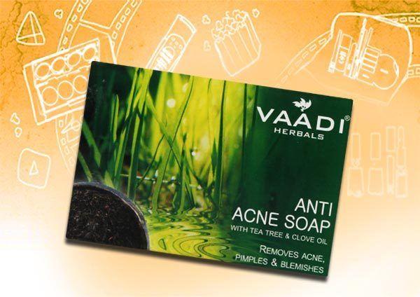 vaadi anti sabão acne