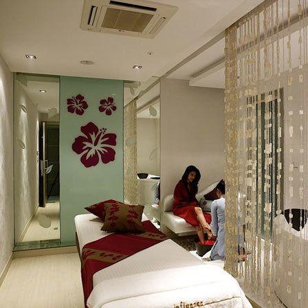 influência Chennai spa