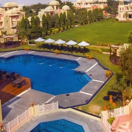 Heritage Village manali resort spa