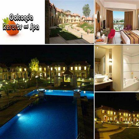 resorts Golkonda Hyderabad e spa