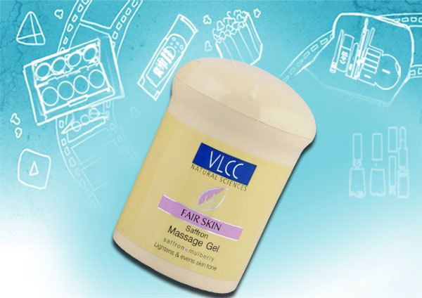VLCC Saffron Gel Massagem