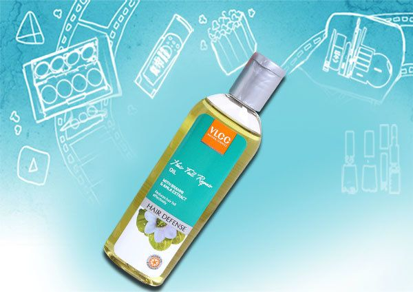 VLCC hairfall Oil Repair