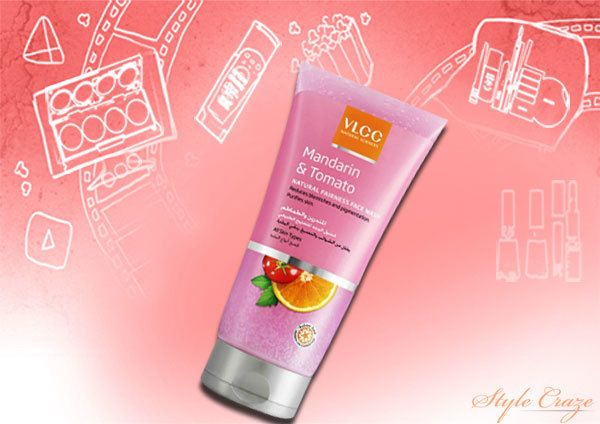 VLCC Mandarin & Tomate Natural Fairness Face Wash