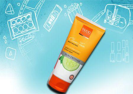 VLCC Limpar Tan Fruit face pack