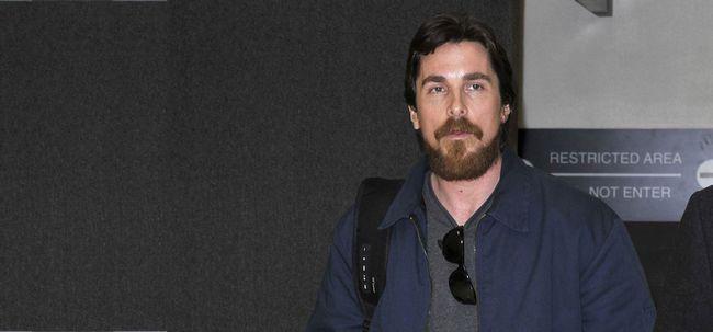 Rotina de perda de Christian Bale Peso Revelado Photo