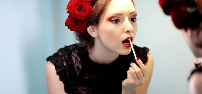 DIY: 2 Natural Lip Stains em casa Photo