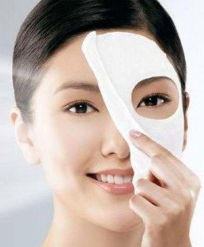 creme caseiro máscara facial