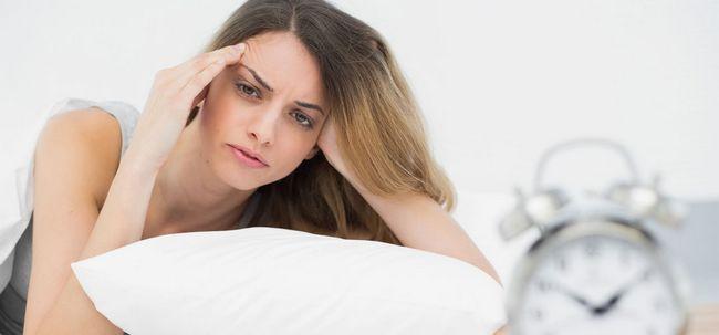 Será que a falta de sono causa perda de peso? Photo