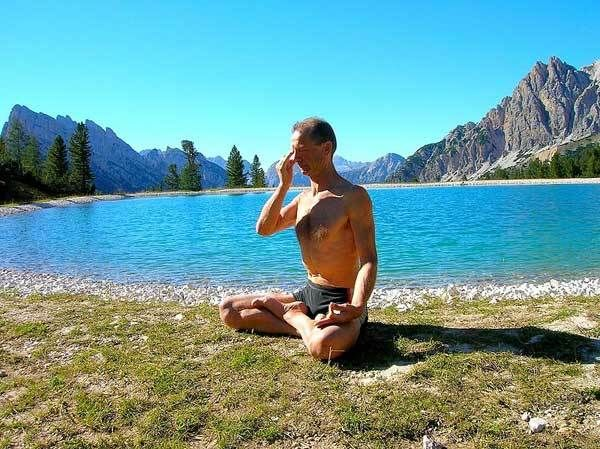 Kapalbhati na ioga