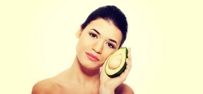 Os alimentos que a pele seca ama Photo