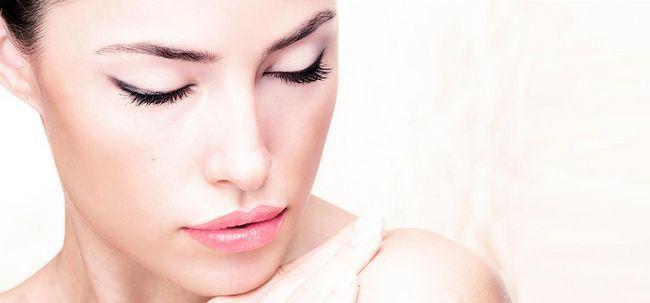 Aqui estão algumas dicas simples para obter cetim pele macia dentro de minutos Photo