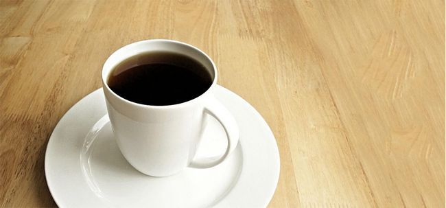 Como o café preto ajuda na perda de peso? Photo