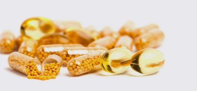 Como pode vitaminas ajudam a reduzir o peso? Photo