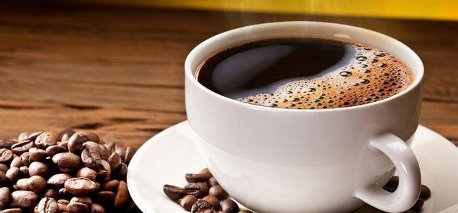 Como a cafeína Loss Ajuda peso? Photo