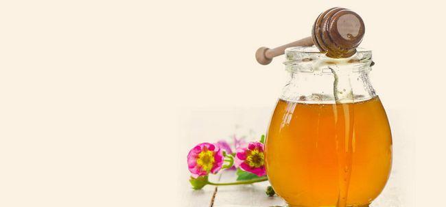 Como a perda de mel Ajuda de peso? Photo