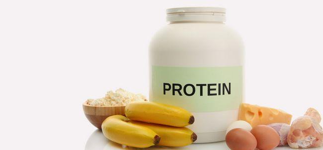 Como a ingestão de proteínas ajudam no peso ganho? Photo