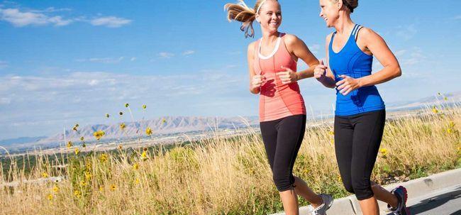 Como o Jogging resultar na perda de peso? Photo
