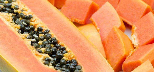Como a perda de Papaya Ajuda de peso? Photo