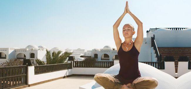 Quantas calorias você queima em uma hora de Yoga? Photo