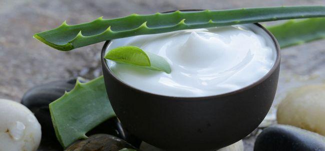 Como você deve usar Aloe Vera para tratar estrias? Photo