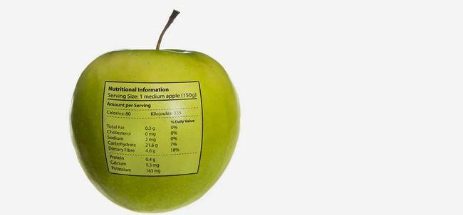 Como contar calorias? Photo