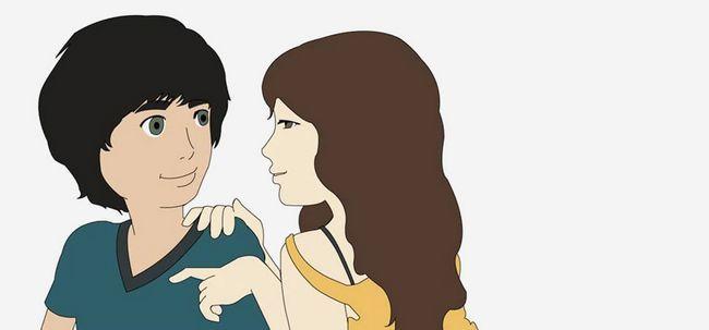 Como a flertar com um rapaz? - Do ponto de vista de uma menina Photo