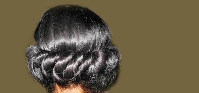 Como obter cabelo encaracolado Overnight? Photo