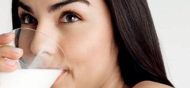 Como a perder peso através da redução dos produtos lácteos e nozes Photo