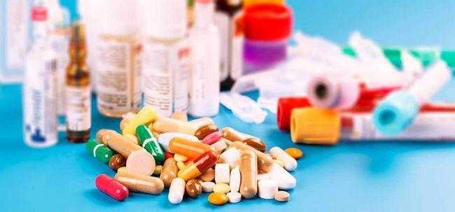 Como perder peso, revendo seus medicamentos? Photo