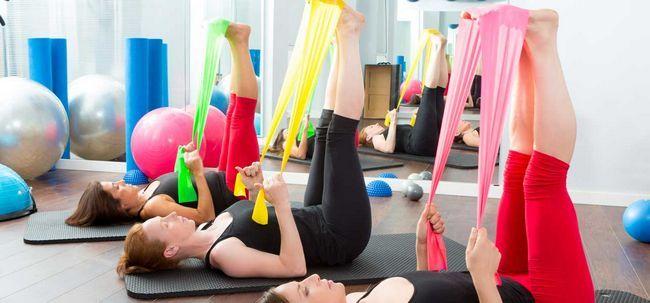 Como perder peso com aeróbica? Photo