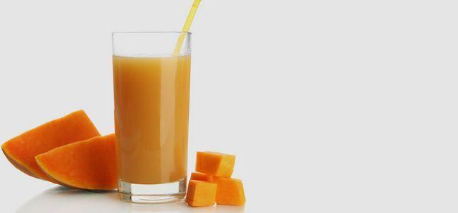 Como perder peso com suco de abóbora branca? Photo