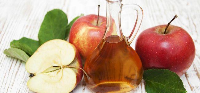 Como usar vinagre de maçã para o tratamento de verrugas? Photo