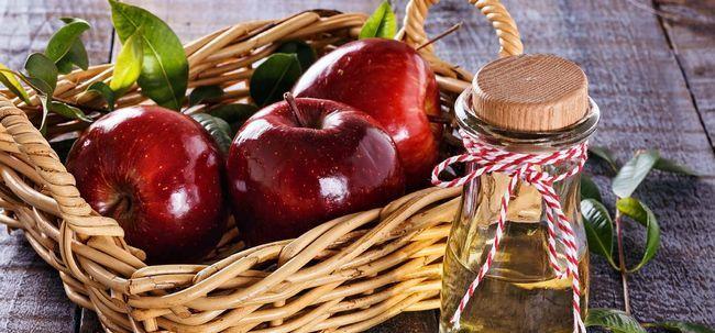 Como usar vinagre de maçã para tratar a gota? Photo