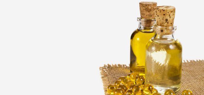 Como usar óleo de peixe para o crescimento do cabelo? Photo