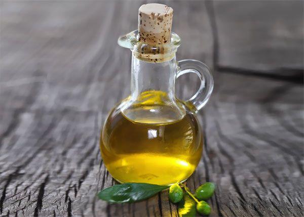azeite para tratamento da caspa