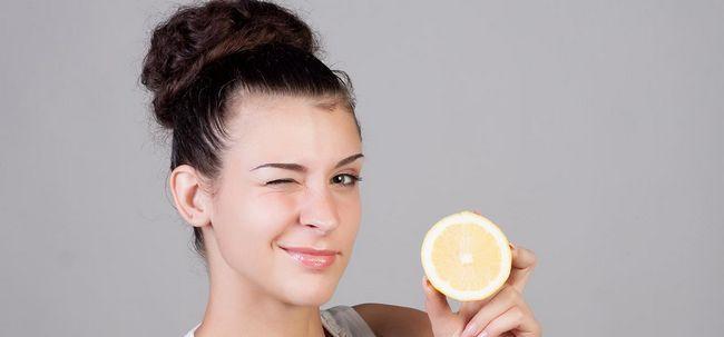 Como usar o limão para se livrar da caspa? Photo