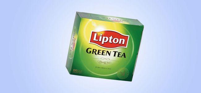 Como usar Lipton Chá Verde para perda de peso? Photo