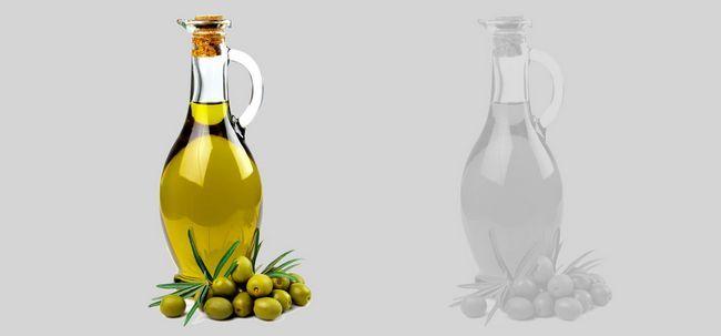 Como usar azeite para combater a pele oleosa? Photo