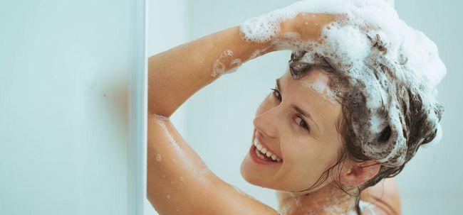 É bom para lavar o diário do cabelo? Photo