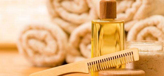É Olive Oil eficaz Cabelo seco? Photo