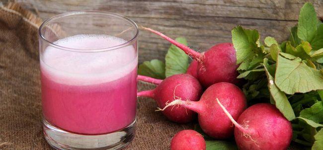 Rabanete suco é bom para perda de peso? Photo