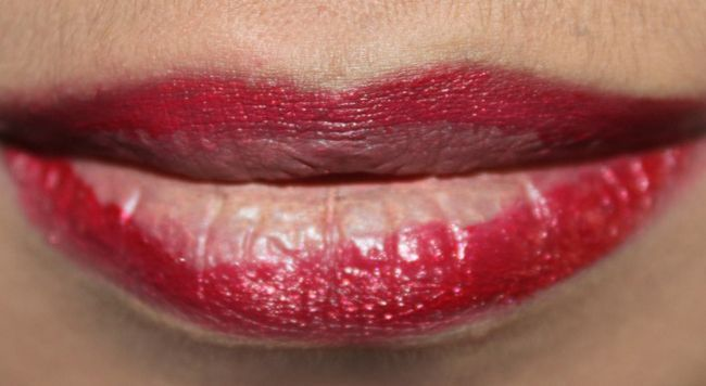 Luscious Ombre Lips Makeup (3)