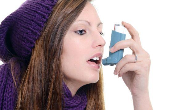 tratamento da asma