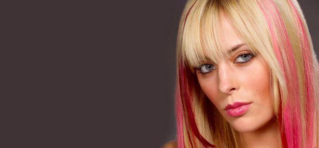 Dicas de maquiagem para 8 tipos de cabelos coloridos Photo