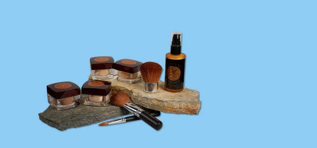Maquiagem Mineral !! Photo